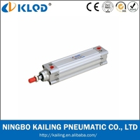 DNC Series ISO6431 Pneumatic Double Acting Air Cylinder