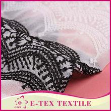 Tecido fornecedor de matéria têxtil Super tecido <span class=keywords><strong>tule</strong></span> <span class=keywords><strong>bordado</strong></span>