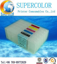 Supercolor Global trade for hp 10000s refillable ink cartridge