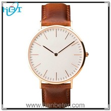 Fashion international top 10 wrist watch brands with high quality watches