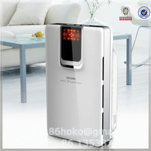 Air cleaner purification system