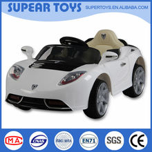 Hot! New style kids plastic car ride on car toy