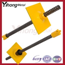 YH T76 self drilling hollow drill rod for tunnel