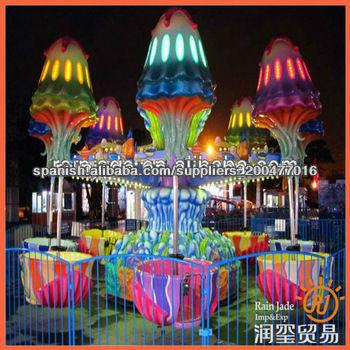 Nuevo producto! Parque de atracciones Equipment Jellyfish Ride