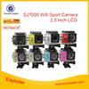 Hot selling WiFi Action Camera SJ7000 1080P Full HD Helmet DV Camcorder 30M Waterproof Diving Sport Camera