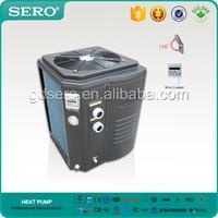 Fashion Swimming pool / Spa water heater (Heat Pump) 25KW