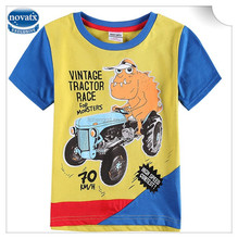 (C6376) kids t shirts for boys clothing kids clothes boys t shirts summer style 2015 boys tops and teens brand children t shirts