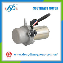 automobile Chinese famous electric vacuum pump factory