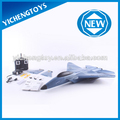2.4g 2 canal f15 rc avión de combate