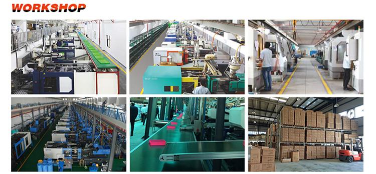 Китай производство оптовая торговля пластиковые складной контейнер для хранения ящик
