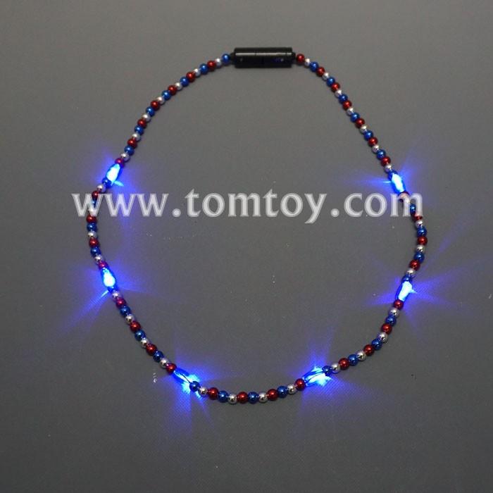 TM041-111-RSB  Mardi Gras Led Beads Necklace.jpg