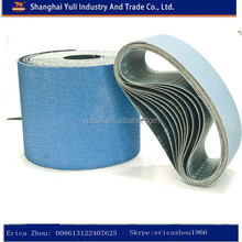 China Manufacturer Coated Abrasive Sanding Rolls/zirconia abrasive belts