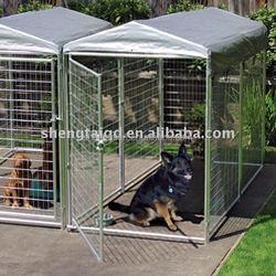 The 6 ft High Modular Dog Kennel