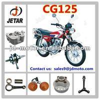 motocicleta repuestos para China CG125