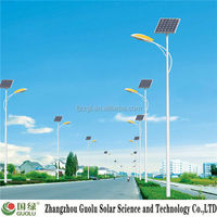 solar power energy street light pole 13 years Factory