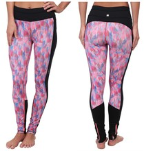 New Design Custom Tight Comfort Ladi Sublimation Print Pants