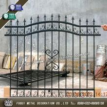 de alta calidad de acero galvanizado postes de la cerca para la venta
