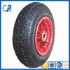 Turkey wheelbarrow metal plastic rim 4 PR 3.50-7 air wheels