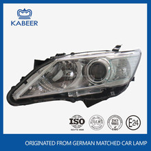 HID auto head lamp type AFS head light for toyota camry 2012