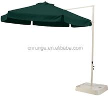 hot sales aluminum frame hanging parasol