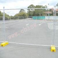 Best Price Cheap Galvanized Event Temporary Fence