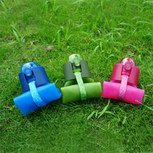 hiking Popular silicone foldable sports travel bottle nike tritan water bottle