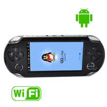 "ODM Video games 4.3"" touch screen,five-Point Capacitance Touch,android 2.3 tablet game console AS-926"