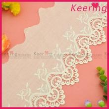 Wholesale Fancy Lace, Trimming Lace, Cotton Lace for Garment/Shoes/Bag WLC-228