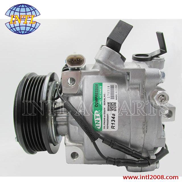 Rebuilt Auto Ac Compressors >> Compressor Qs90 For Chevrolet Akt200a415 Akt200a408 ...