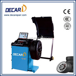 Automatic car wheel balancing machine with factory price