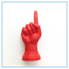 High Quality PU Hand Shaped Toy, Soft PU Hand Stress Ball