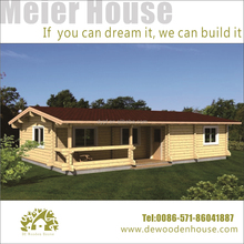 assembled prefabricated wooden house manufactured home DY-C-109