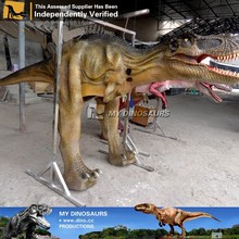 My-dino adult dinosaur t-rex costume for shopping mall