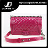Fashion bags ladies handbags silicone material school girl shoulder bag 2013