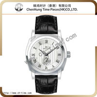 Vogue custom automatic chronograph analog digital wrist quartz watches for men wholesale