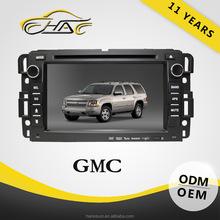 car stereo dvd player gps bluetooth ipod mp4 car tv dvd player for gmc yukon