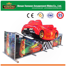 2015 new products Kids games flying car amusement ride race car games for sale