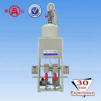 dry powder two head extinguisher cylinder filling machine /Automatic powder filling machine/ new products