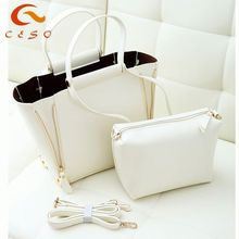 2014 kraft paper handbag,fashion lady handbag