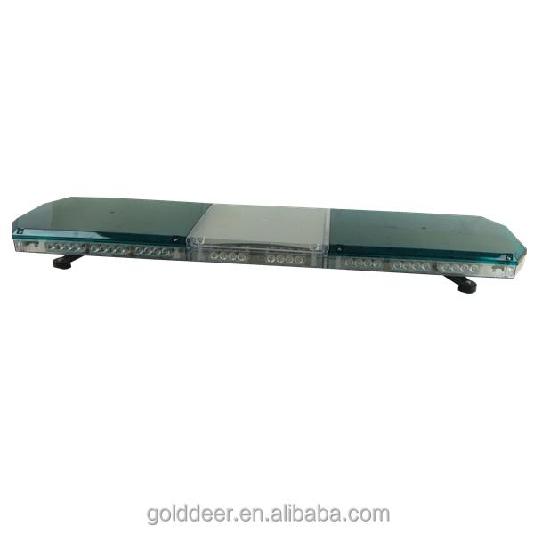 green strobe led light bar for ambulance police fire trucks tbd07526. Black Bedroom Furniture Sets. Home Design Ideas
