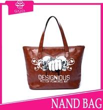 2015 new fashion cheap elegant blank handbags fabric bags wholesale handbags brands famous bulk wholesale handbags from China
