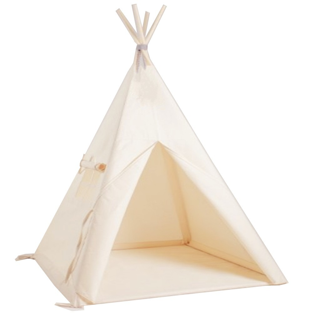 Colorful Canvas Children Teepee Tent Camping Teepee Tent