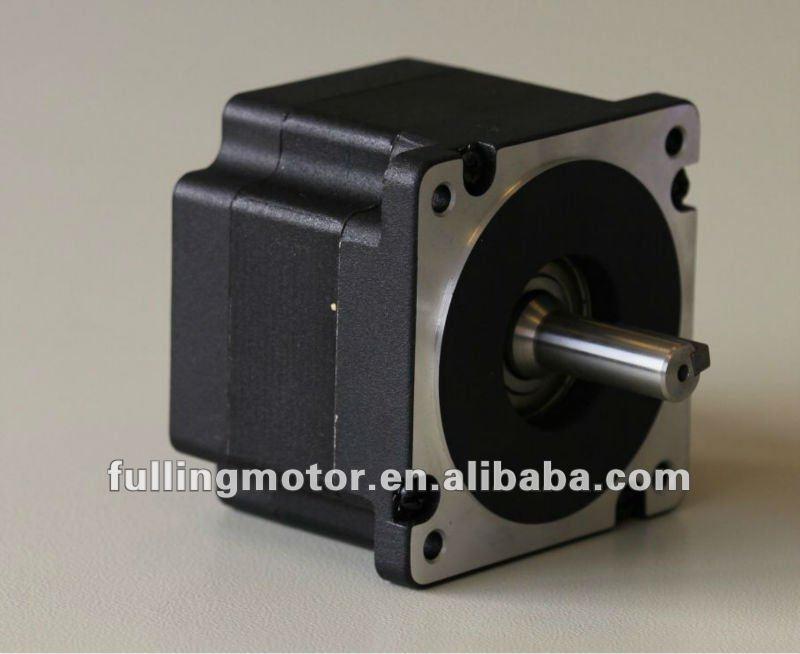 Nema 34 high torque hybrid stepper motor square buy for Nema 34 servo motor