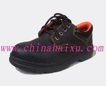 Genuino mano de obra del cuero zapatos de trabajo
