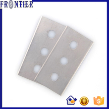 3 Holes Carbide Double Cutting Edge Blade For Aluminium Foil