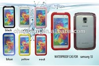 Hot Selling Waterproof Case For Samsung Galaxy S5 i9600