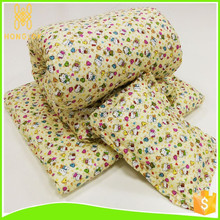 Hot selling Baby quilt in bedding set Children silk quilt
