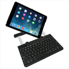 mini USB charging 9.7 Inch wireless Bluetooth Keyboard For iPad Air with 360 Degree Rotating rohs fcc ce bluetooth keyboard case