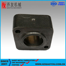 High precision OEM iron Die Casting with Coat