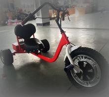 2015 new wholesale 500w motor drifting three wheel trike